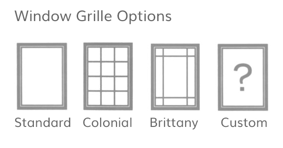 Grille options
